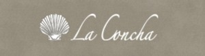 la concha_logo
