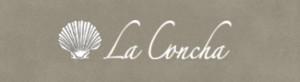 la concha_logo